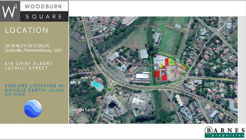 Retail Space For Rent in Scottsville, Pietermaritzburg