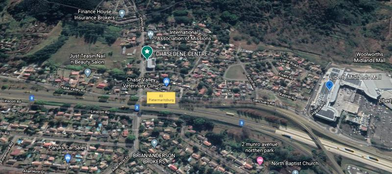 Commercial Office & Retail Space For Sale in Chase Valley, Pietermaritzburg